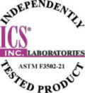 Independently Tested Product - ICS Labs